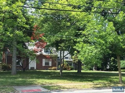 Paramus Single Family Home For Sale: 45 Spring Valley Road