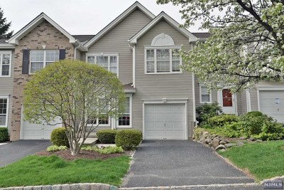 Mahwah Condo/Townhouse For Sale: 422 Diablo Court