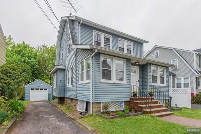 Bergenfield Single Family Home For Sale: 42 Roosevelt Avenue