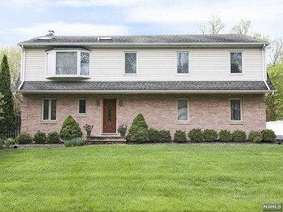 Waldwick Single Family Home For Sale: 6 South Dow Avenue