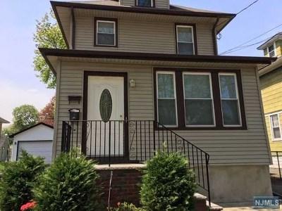 Ridgefield Park Multi Family 2-4 For Sale: 16 Roosevelt Avenue