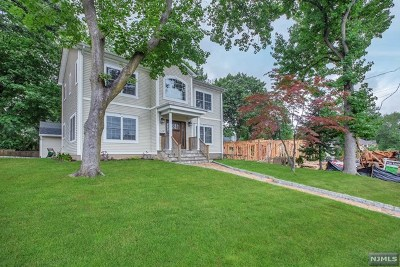 Cresskill Single Family Home For Sale: 23 Clark Street