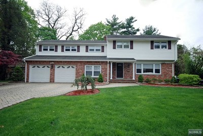 Paramus Single Family Home For Sale: 6 Clarkson Court