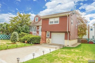 Hasbrouck Heights Single Family Home For Sale: 438 Williams Avenue