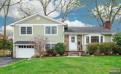 Waldwick Single Family Home For Sale: 54 Evergreen Street