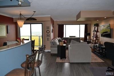 Hackensack Condo/Townhouse For Sale: 150 Overlook Avenue #16d