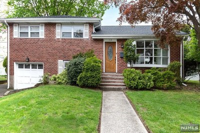 Dumont Single Family Home For Sale: 38 Harding Avenue