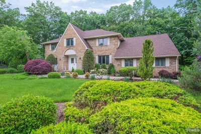 Wyckoff Single Family Home For Sale: 538 Farview Court