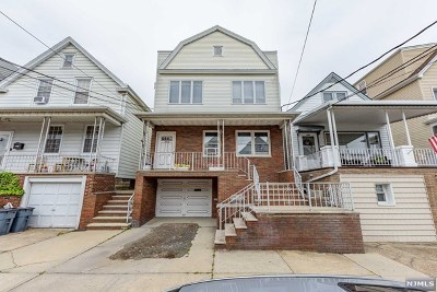 Hudson County Multi Family 2-4 For Sale: 123 West 45th Street