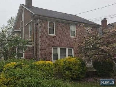 Hackensack Multi Family 2-4 For Sale: 229 Anderson Street