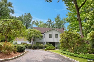 Tenafly Single Family Home For Sale: 22 Woodhill Road