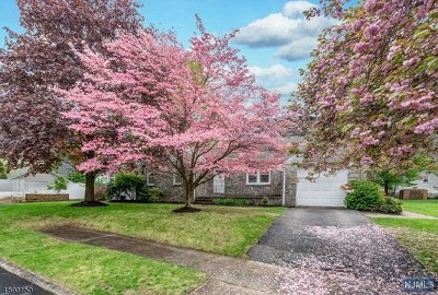 Pompton Lakes Single Family Home For Sale: 428 Broadway