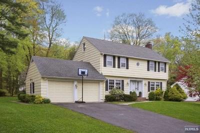Ridgewood Single Family Home For Sale: 700 Wellington Road