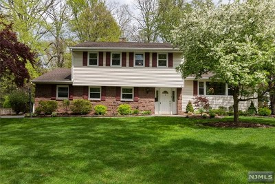 Allendale Single Family Home For Sale: 61 Arcadia Road