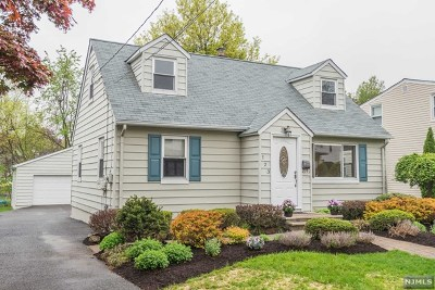 Boonton Town Single Family Home For Sale: 123 Oxford Avenue