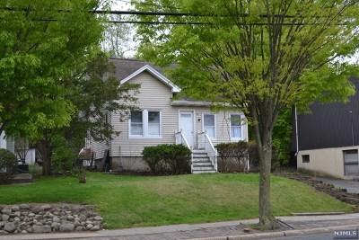 Park Ridge Single Family Home For Sale: 130 Park Avenue