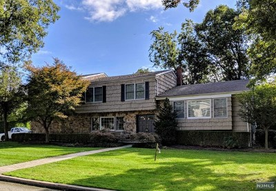 Englewood Cliffs Single Family Home For Sale: 37 Roberts Road
