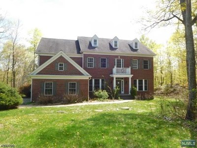 Ringwood Single Family Home For Sale: 73 Harrison Mtn Lake Road