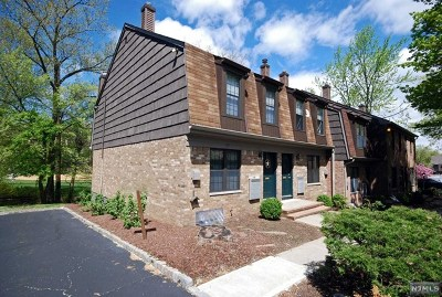 Little Falls Condo/Townhouse For Sale: 181 Long Hill Road #D-2