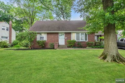 Cresskill Single Family Home For Sale: 40 7th Street