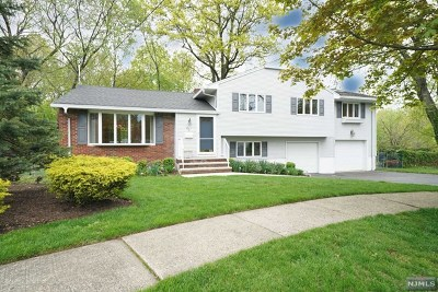 Oradell Single Family Home For Sale: 273 Garden Place