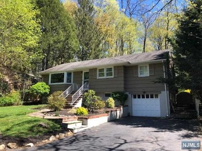 Oakland Single Family Home For Sale: 674 Ramapo Valley Road