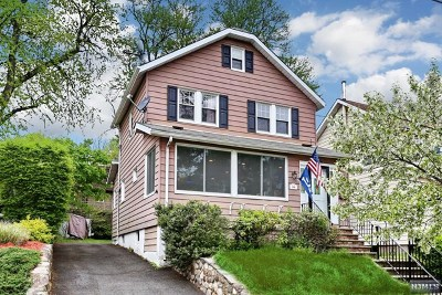 Oradell Single Family Home For Sale: 110 Beverly Road