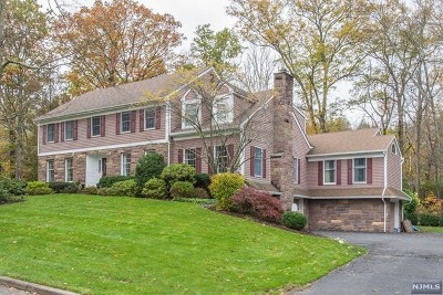 Wyckoff Single Family Home For Sale: 317 Paul Court