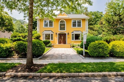 Closter Single Family Home For Sale: 58 Legion Place