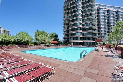 Cliffside Park Condo/Townhouse For Sale: 100 Winston Drive #3fs