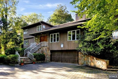 Tenafly Single Family Home For Sale: 26 Bliss Avenue