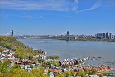 Fort Lee Condo/Townhouse For Sale: 1 Horizon Road #1202