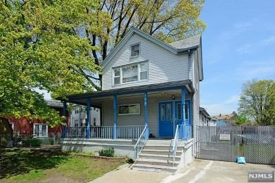 Ridgefield Park Multi Family 2-4 For Sale: 108 Bergen Turnpike