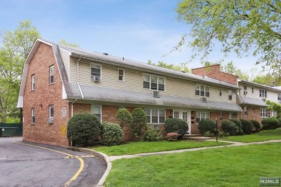Leonia Condo/Townhouse For Sale: 20a Lakeview Avenue
