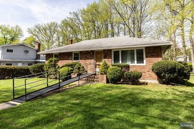 Cresskill Single Family Home For Sale: 145 Knickerbocker Road