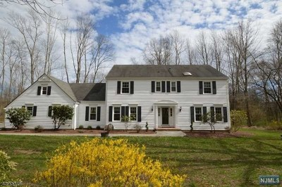 Washington Township Single Family Home For Sale: 25 Fieldstone Drive