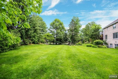 Englewood Cliffs Residential Lots & Land For Sale: 164 Pershing Road