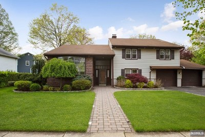 Teaneck Single Family Home For Sale: 920 Greenwood Road