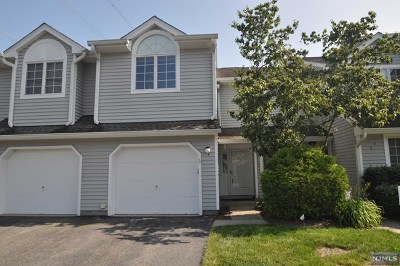 Morris County Condo/Townhouse For Sale: 3 West Springbrook Road