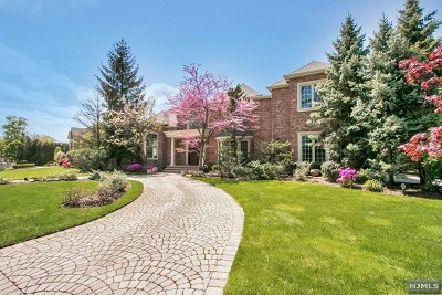 Englewood Cliffs Single Family Home For Sale: 34 Lynn Drive