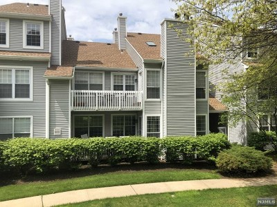 Englewood Condo/Townhouse For Sale: 53 Fox Run Drive