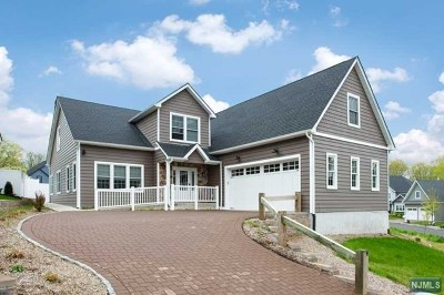 Little Falls Single Family Home For Sale: 10 Mountain Top Terrace