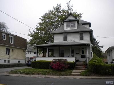 Teaneck Multi Family 2-4 For Sale: 1624 Teaneck Road