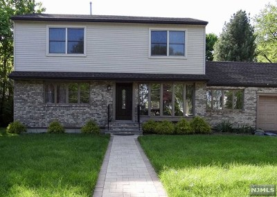 Paramus Single Family Home For Sale: 142 Split Rock Road