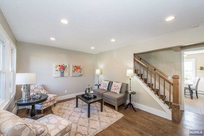 Fair Lawn Single Family Home For Sale: 12-55 4th Street