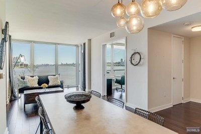 Hudson County Condo/Townhouse For Sale: 1000 Ave At Port Imperial #408