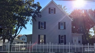 Ridgefield Park Multi Family 2-4 For Sale: 27 Orchard Street