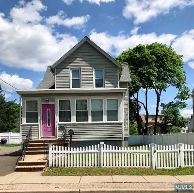 Hawthorne Single Family Home For Sale: 741 Lafayette Avenue