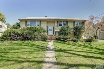 Paramus Single Family Home For Sale: 229 Homestead Road