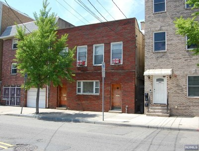 Hudson County Single Family Home For Sale: 541 Central Avenue